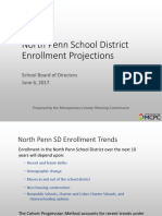 North Penn School District Final Presentation