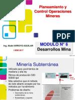 Sesión 6 Desarrollos Minas1