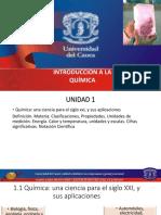 Tema 1 Introducción a La Química Sanitaria