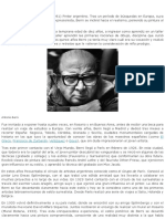 Biografia de Antonio Berni