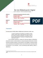 UPC.cursoDeCapacitacion Alfabetizacion Digital Carlos Almenara CONVOCATORIA