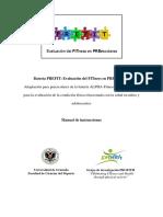 MANUAL PREFIT.Evaluación del FITness en PREescolares_16-03-2016