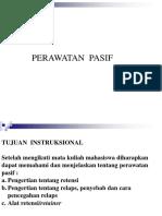 Perawatan pasif  baru 2015.pptx