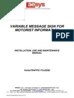 Manual Fcxs500 Eng Rev.0aspa y Flecha