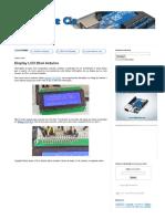 Arduino e Cia_ Display LCD 20x4 Arduino