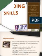 Reading Skills Vb