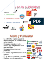 Afiche y Publicidad