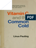Ebook Vitamin C and the Common Cold - Linus_Pauling