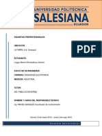INFORME PASANTIAS PRE-PROFESIONALES