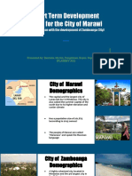 Marawi Development Plan
