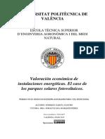 Valoración económica de parques solares fotovoltaicos.pdf