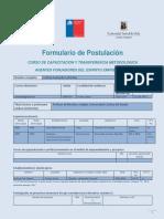 Formulario curso AFEE (fundamentación)