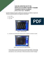 FFT - Laboratorio