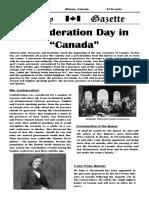 confederation newspaper