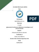Software Educativo Saily B