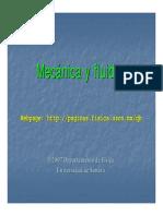 Mecánica y Fluidos