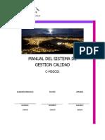 MANUAL DE  CALIDAD.doc
