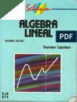 Algebra Lineal Schaum