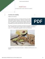 Crackers de Semillas _ Simple & Sano