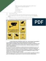 Ejemplos de aviso de privacidad