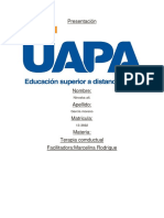 Documento tarea uapa