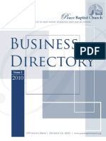 Peace Business Directory