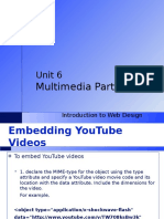 Multimedia II