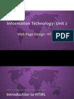 Css Itu2 - Web - HTML