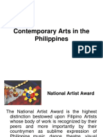 National Artists and Awards