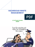 IWM Training - Hazardous Waste Management