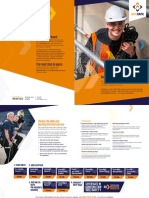 Certificate in Construction Site Safety Brochure Web