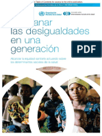 Informe Final Comision Espanol