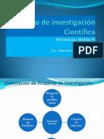 Proceso de Investigacion Científica