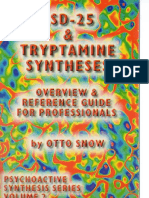 Otto Snow - Lsd-25 & Tryptamine Syntheses Overview & Reference Guide for Professionals (1998).pdf