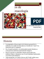 Principios Psicofarmacologia. Benjamin Tellez