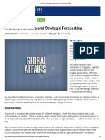 Scenario Planning and Strategic Forecasting _ Stratfor.pdf