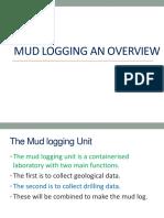 Mudlogging Seminar
