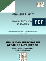 Comisaria Pilar 7