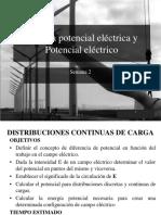 Fisica III - Electricidad y Magnetismo 7 - Potencial Eléctrico Bn