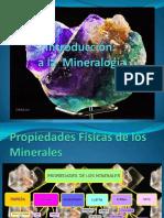 CAPITULO VI_ Introduccion a La Mineralogia