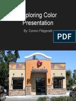 exploring color presentation