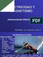 FISICA III - INTERACCIONES ELECTRICAS 1- introducción y cuantizacion de la carga.pdf