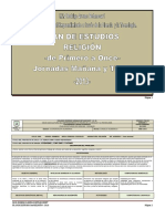 Plan de Estudios de Religión-De Primero a Once-2013