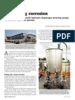 Combatting Corrosion