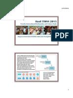Rahmawati-Seminar Hasil TIMSS 2015