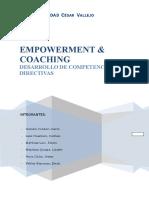 Empowerment & Coaching