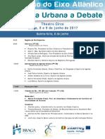 Programa Congresso Do Eixo Atlantico 8 e 9 de Junho Braga PT