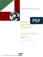 SAP TAO 3.0 SP0 Default Components Guide