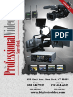 B&H Pro Video SourceBook Vol1