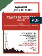 Audacity  audio
